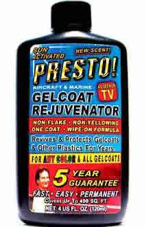 ProTech Presto GelCoat