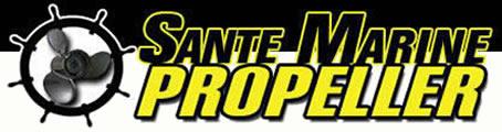 Sante Marine Propeller - Service, Repair, Sales