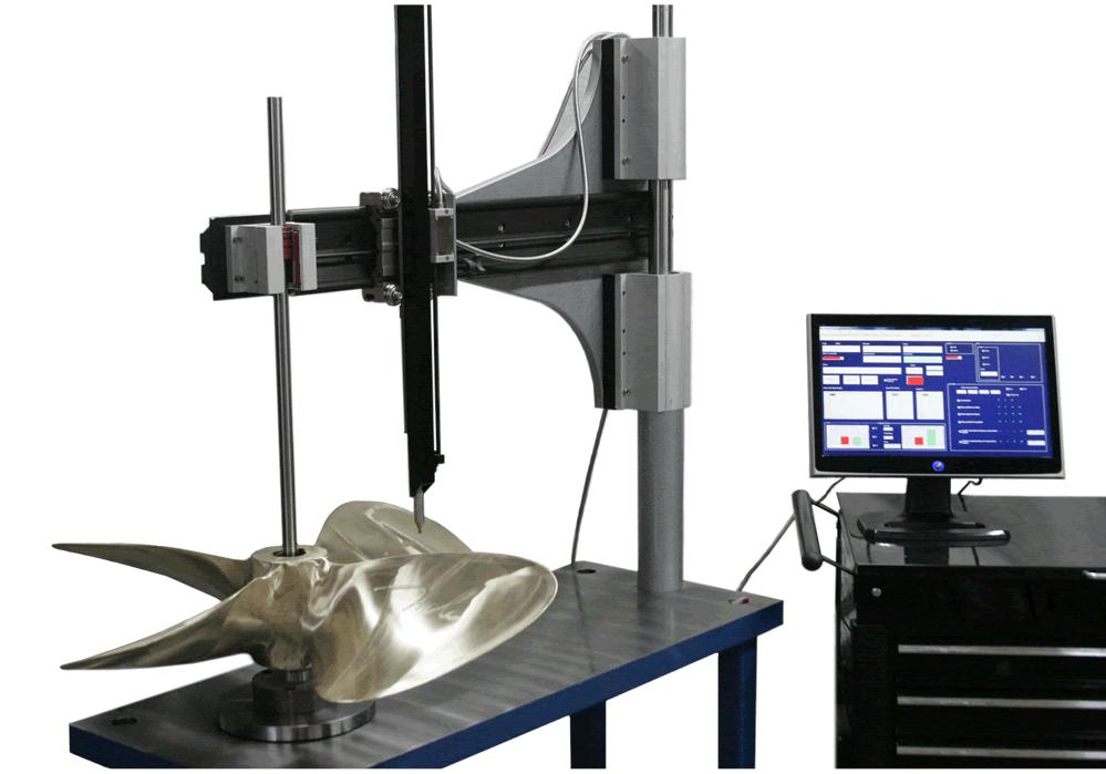 Hale MRI Propeller Repairs