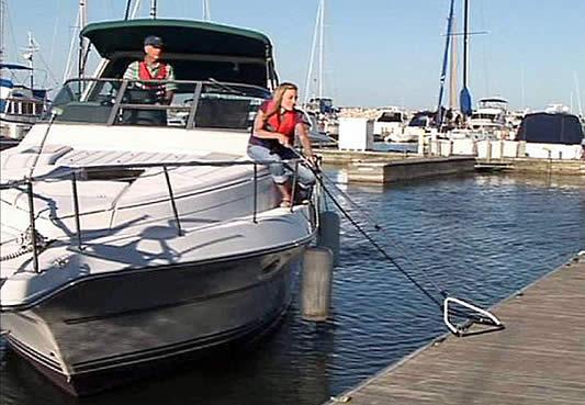 Landing Loop - Boat Docking Tool