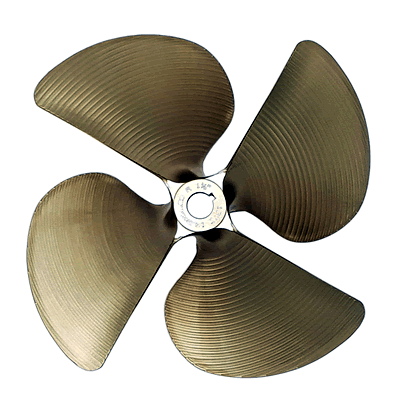 boat propeller repair 44113